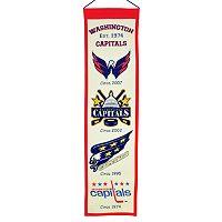 Washington Capitals Heritage Banner