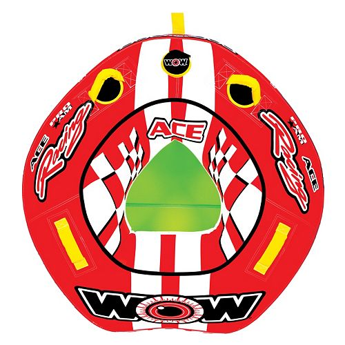 Wow Watersports Sports Ace Racing Towable Water Float