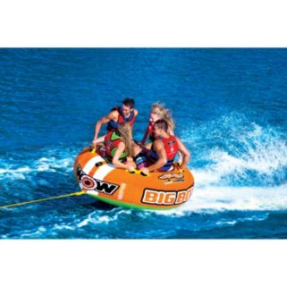 WOW Sports 4-Person Big Boy Racing Towable Water Float