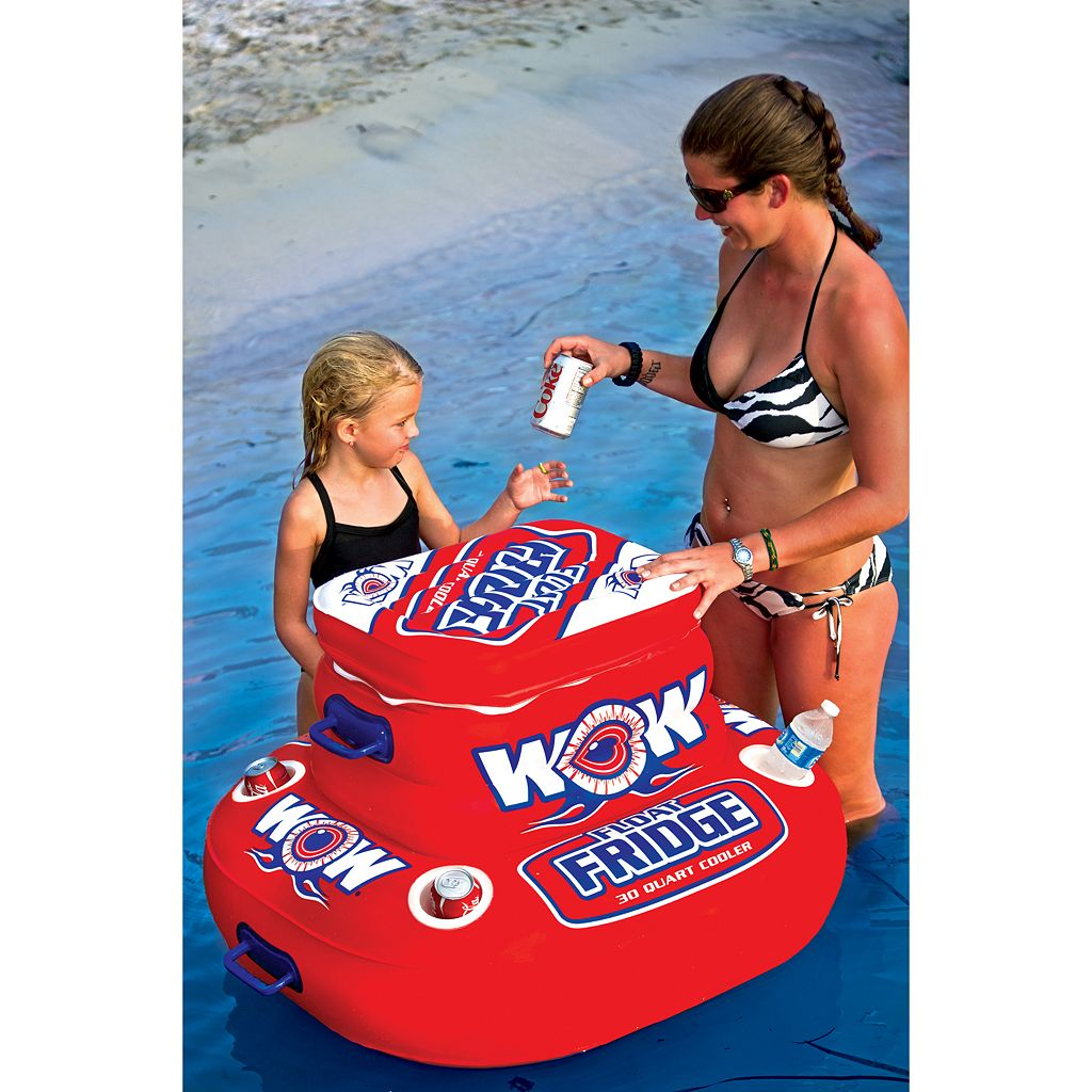 WOW Sports Floating Fridge Cooler