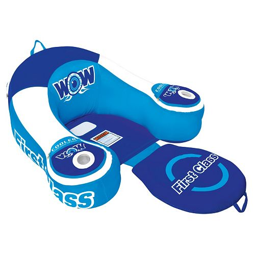 WOW Sports First-Class Lounge Pool Float