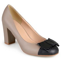 Journee Collection Tash Women's Bow High Heels