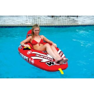 WOW Sports Coupe Cockpit Towable Water Float