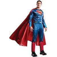 Adult Batman v Superman: Dawn of Justice Grand Heritage Superman Costume