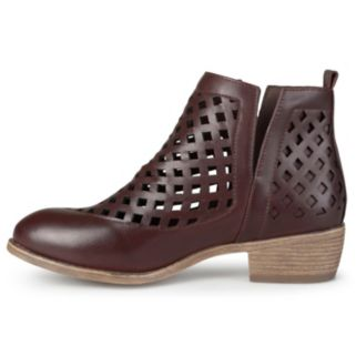 Journee Collection Kat Women's Ankle Boots
