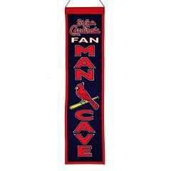 St. Louis Cardinals Man Cave Banner