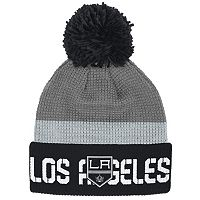 Adult Reebok Los Angeles Kings Cuffed Pom Knit Hat