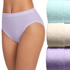 Jockey Elance Breathe 3-pack French Cut Panties 1541