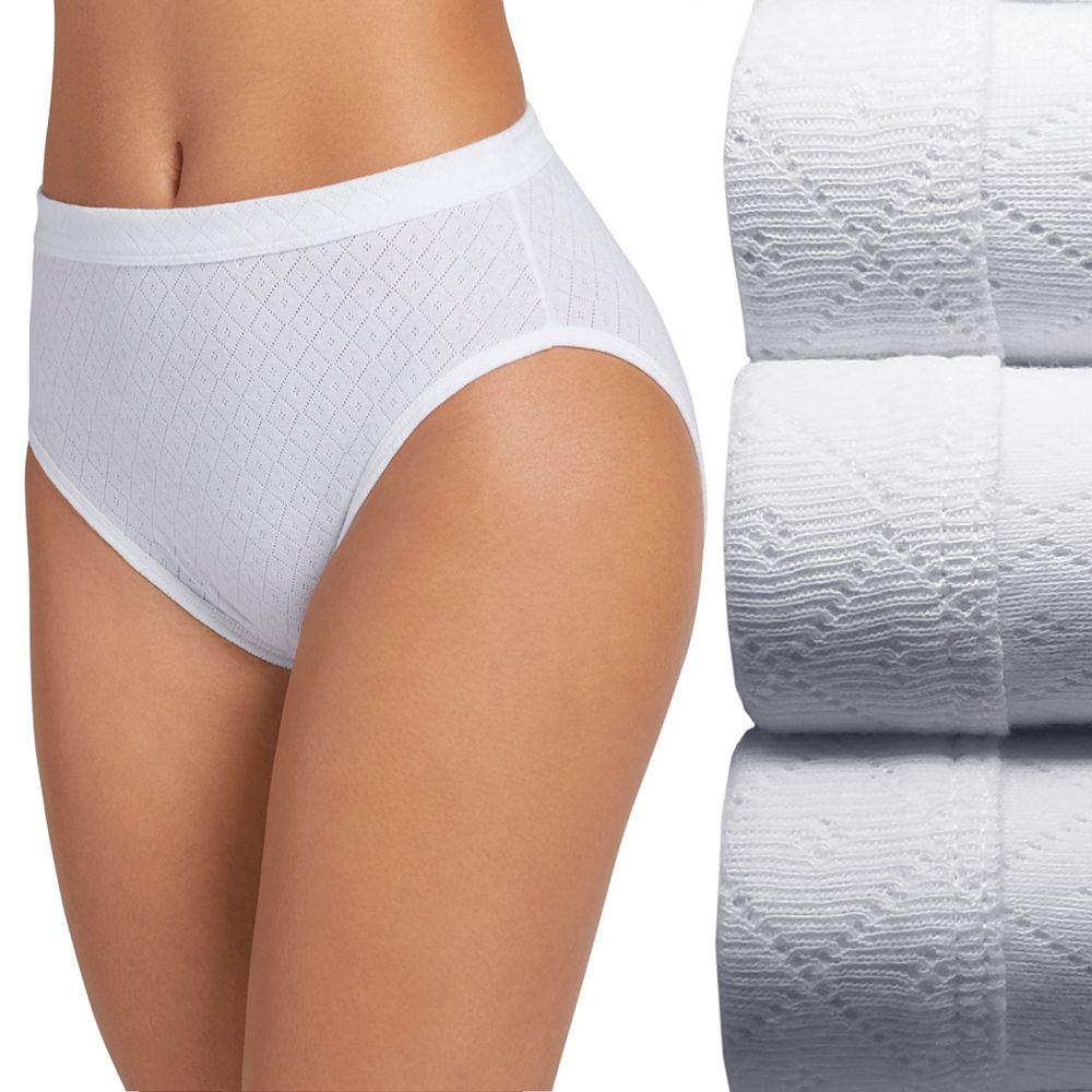 Jockey® Elance Breathe French Cut Panties 3-Pack 1541