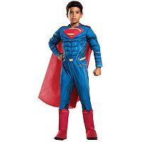 Kids Batman v Superman: Dawn of Justice Deluxe Superman Costume