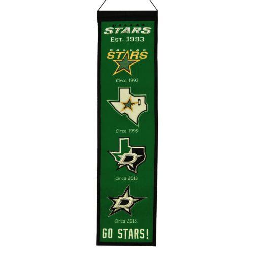 Dallas Stars Heritage Banner