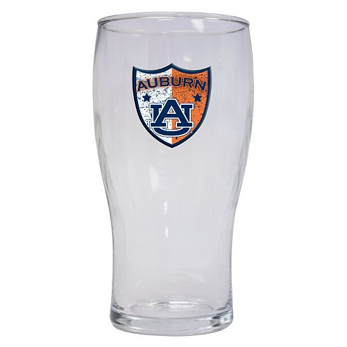 Auburn Tigers 2-Pack Pilsner Glass Set