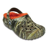 Crocs Real Tree Lined Kids' Clogs