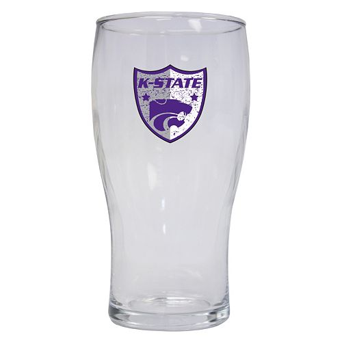 Kansas State Wildcats 2-Pack Pilsner Glass Set