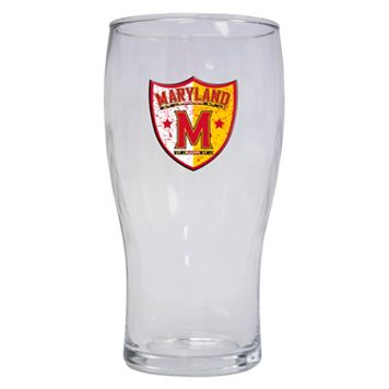 Maryland Terrapins 2-Pack Pilsner Glass Set