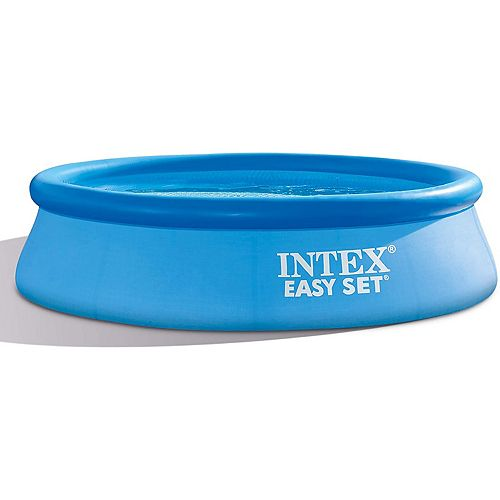 Intex 10-ft. Easy Set Swimming Pool