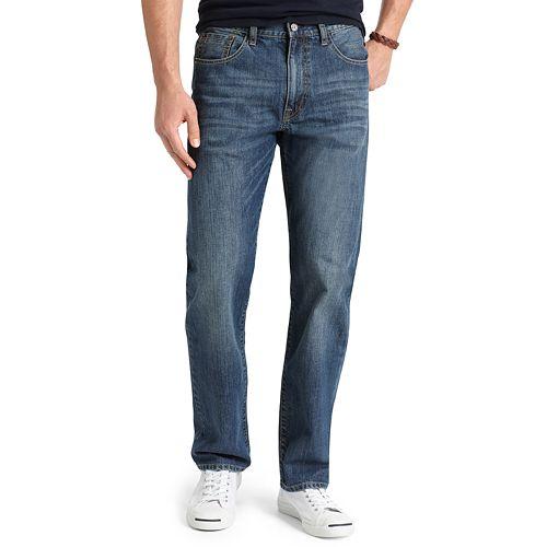 Men's IZOD Regular-Fit Jeans