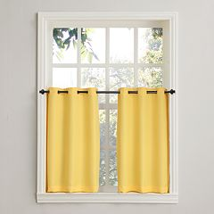 Yellow Kitchen Curtains Kohl S