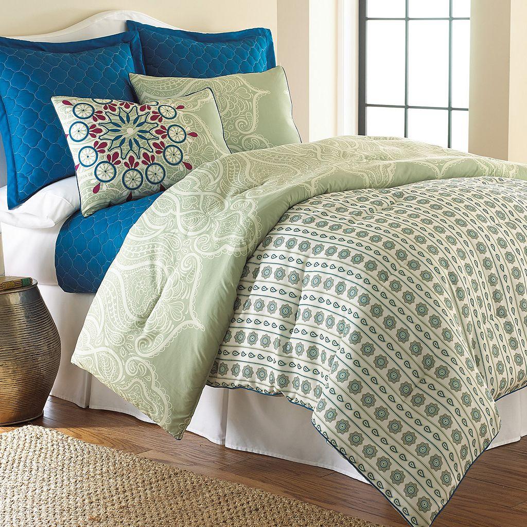 Zarine 6-piece Bed Set