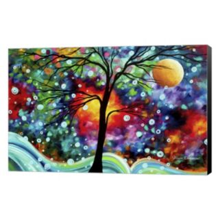 Metaverse Art A Moment in Time Canvas Wall Art