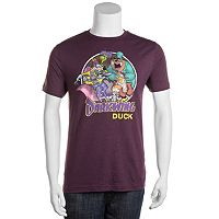 Men's Disney's Darkwing Duck Group Tee