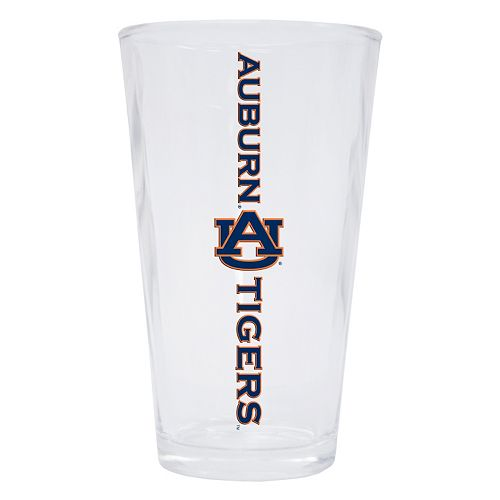 Auburn Tigers 2-Pack Pint Glass Set
