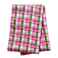 Trend Lab Baby Girl Printed Flannel Swaddle Blanket