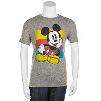 Men's Disney's Mickey Mouse Sitting Tee