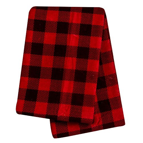 Trend Lab Baby Boy Printed Flannel Swaddle Blanket