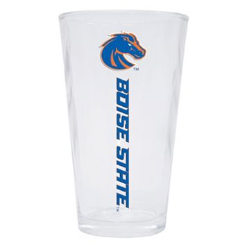 Boise State Broncos 2-Pack Pint Glass Set