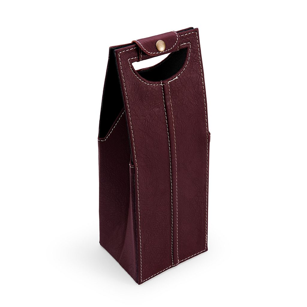 Elements Single Bottle Wine Bag