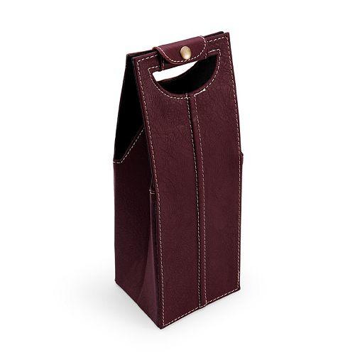 Elements Single Bottle Wine Bag