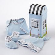 Baby Aspen 3 pc Welcome Home Baby Boy Gift Set