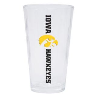 Iowa Hawkeyes 2-Pack Pint Glass Set