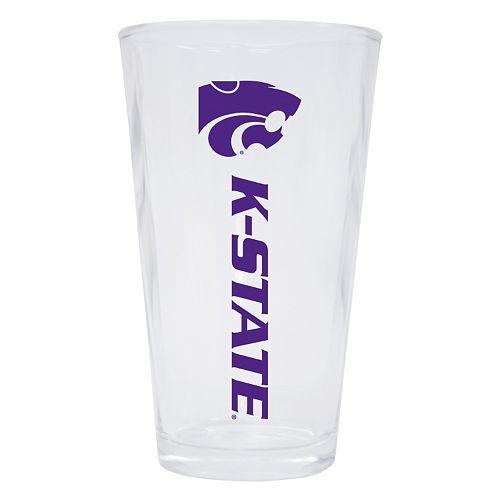 Kansas State Wildcats 2-Pack Pint Glass Set
