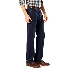Men's Dockers Soft Stretch Jean Cut Straight-Fit Pants - D2
