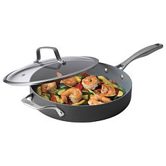 Bialetti Ceramic Pro 11-in. Nonstick Deep Saute Pan