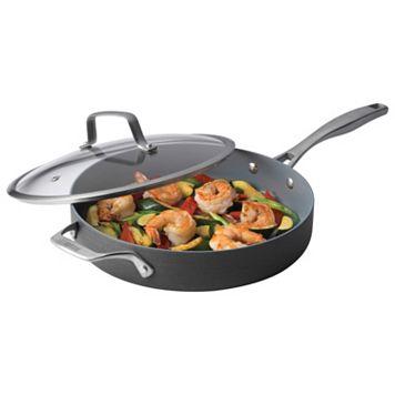 Bialetti Ceramic Pro 11-in. Nonstick Deep Saute Pan