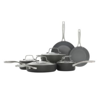 Bialetti Ceramic Pro 10-pc. Nonstick Cookware Set