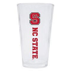 North Carolina State Wolfpack 2-Pack Pint Glass Set