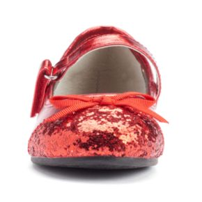 Jumping Beans® Toddler Girls' Glitter Mary Jane Shoes