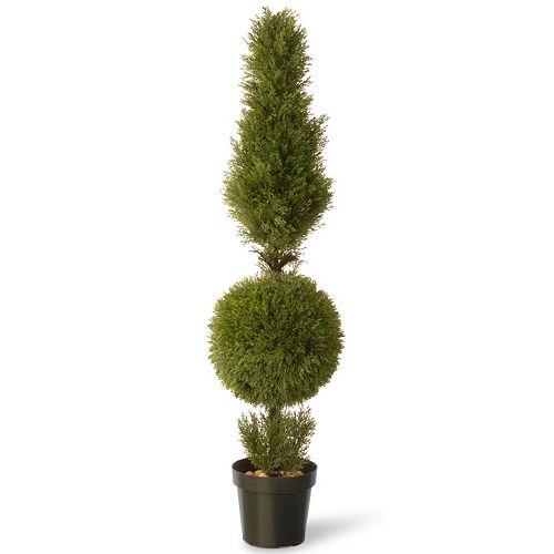 """National Tree Company 60"""" Artificial Juniper Plant"""