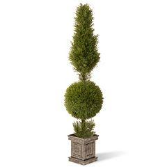 National Tree Company 60' Artificial Elegant Juniper Plant