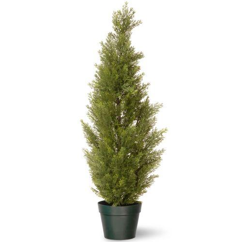 "National Tree Company 36"" Artificial Arborvitae Tree"