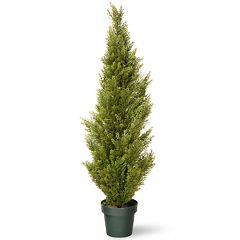 National Tree Company 48' Artificial Arborvitae Tree