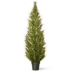 National Tree Company 72' Artificial Arborvitae Tree