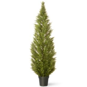 "National Tree Company 72"" Artificial Arborvitae Tree"