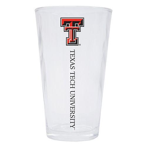 Texas Tech Red Raiders 2-Pack Pint Glass Set