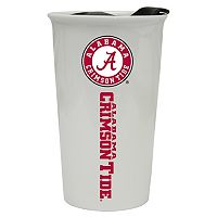 Alabama Crimson Tide Double-Walled Ceramic Tumbler