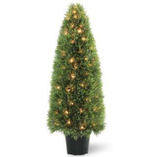 "National Tree Company Pre-Lit 48"" Artificial Upright Juniper Tree"